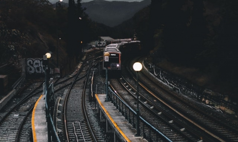 Car Transport by Train